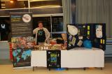 Fairtrade Fortnight 2014 Fairtrade stall at Wrockwardine Wood Arts College.jpg