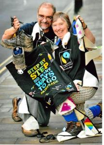 Shropshire Fairtrade Relay 2012, Taking a Step, Preview.jpg