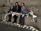 Fairtrade Fortnight Shropshire Counci 2011 bunting
