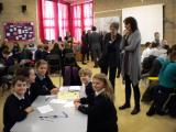 Gerardo's visit to Redhiill Primary School, Telford, 28 Feb.2013.JPG
